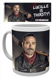 Walking Dead - Negan Thirsty 10oz Mug