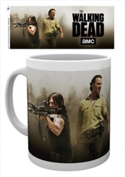The Walking Dead - Rick And Daryl 10oz Mug
