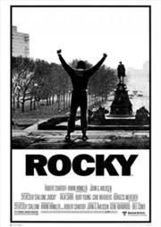 Rocky One Sheet | Merchandise