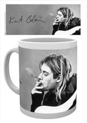 Kurt Cobain - Smoking 10oz Mug | Merchandise