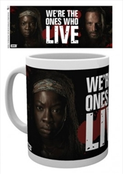 Walking Dead - We Are The Ones 10oz Mug