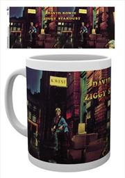 David Bowie - Ziggy Stardust 10oz Mug | Merchandise