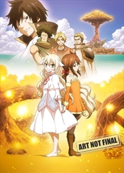 Fairy Tail Zero Series Collection | DVD