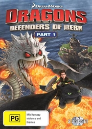 Dragons - Defenders Of Berk - Part 1 | DVD