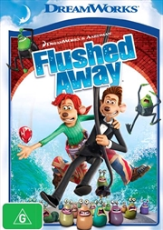 Flushed Away | DVD