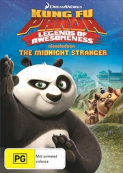 Kung Fu Panda - Legends Of Awesomeness - Midnight Stranger | DVD