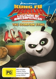 Kung Fu Panda - Legends Of Awesomeness - The Scorpion Sting | DVD