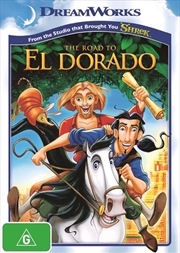 Road To El Dorado | DVD