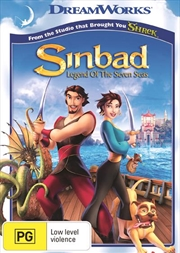 Sinbad - Legend Of The Seven Seas | DVD