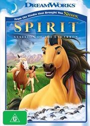 Spirit - Stallion Of The Cimarron | DVD