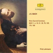 Bach - Nine Sacred Cantatas