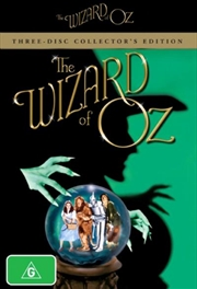 Wizard Of Oz, The  - Collector's Edition
