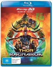 Thor - Ragnarok | 3D + 2D Blu-ray
