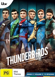 Thunderbirds Are Go! - Series 2 - Vol 2