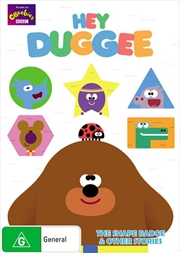 Hey Duggee - The Shape Badge