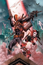 Dc Comics - Deathstroke And Hq