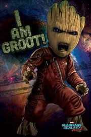 Gaurdians Of The Galaxy 2 - Groot
