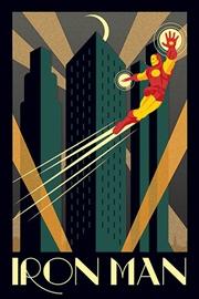 Ironman - Retro