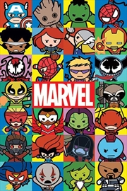 Marvel - Kawaii Characters