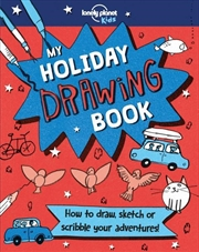 My Holiday Drawing Book | Hardback Book