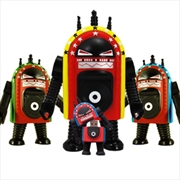 Juke Bot: Bundle Figurine and USB | Merchandise