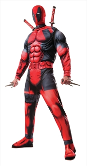 Deadpool - Deluxe Standard | Apparel