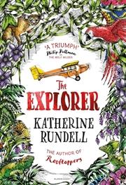 Explorer | Paperback Book