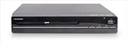 Blaupunkt 2.0CH DVD Player - Black | Merchandise