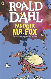 Fantastic Mr Fox | Paperback Book