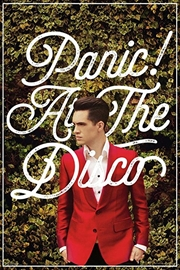 Panic At The Disco Red Suit