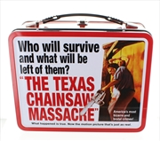 Texas Chainsaw Massacre Fun Box | Lunchbox