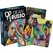 Dean Russo – Dogs Playing Cards