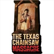 Texas Chainsaw - Massacre Hammer Magnet