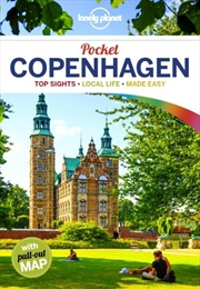 Lonely Planet Pocket Travel Guide - Copenhagen