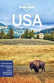 USA - Lonely Planet Travel Guide