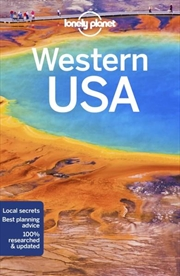 Western USA - Lonely Planet Travel Guide