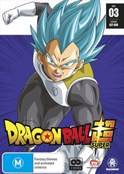Dragon Ball Super - Part 3 - Eps 27-39 | DVD