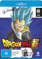 Dragon Ball Super - Part 3 - Eps 27-39 | Blu-ray
