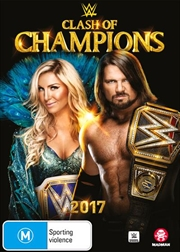 WWE - WCW - Clash Of The Champions 2017