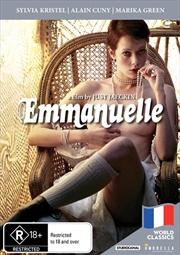 Emmanuelle World Classics Collection | DVD