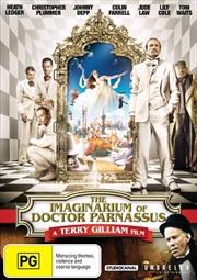 Imaginarium Of Doctor Parnassus, The | DVD