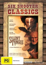 Silent Tongue Six Shooter Classics | DVD