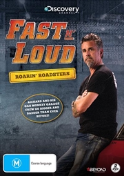 Fast N' Loud - Roarin' Roadsters