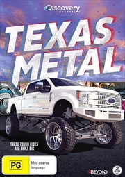 Texas Metal | DVD