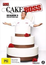 Cake Boss - Season 9 - Collection 1