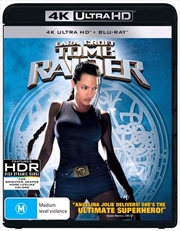 Lara Croft Tomb Raider | Blu-ray + UHD