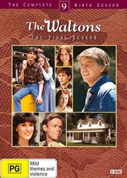 Waltons - Season 9, The