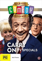 Carry On - TV Specials