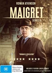 Maigret - Series 2 | DVD