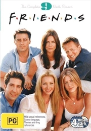 Friends - Season 9 | DVD